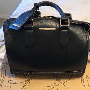 Black Aldo satchel